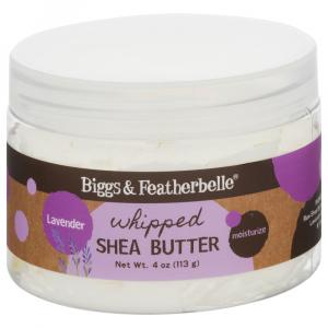 Bigg's & Featherbelle Lavender Whipped Shea Butter