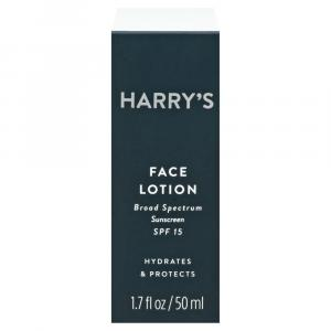 Harry's Face Lotion SPF 15