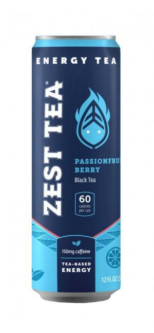 Zest Tea Passionfruit Berry Energy Tea