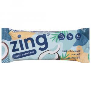 Zing Dark Chocolate Coconut Nutrition Bar
