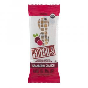 Perfect Bar Organic Cranberry Crunch