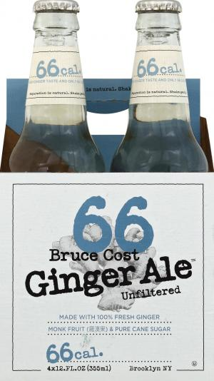 Bruce Cost 66 Ginger Ale