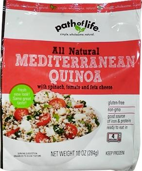 Path Of Life Mediterranean Quinoa
