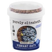 Purely Elizabeth Vibrant Blueberry Lemon Oats