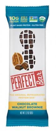 Perfect Bar Chocolate Walnut Brownie