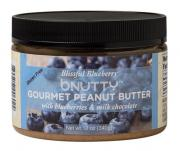 Bnutty Blissful Blueberry Gourmet Peanut Butter