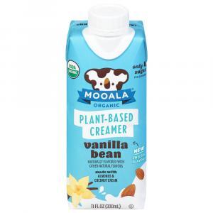 Mooala Organic Plant Based Creamer Vanilla Bean