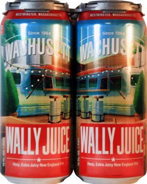 Wachusett Wally Juice