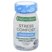 Nature's Bounty Stress Comfort Peaceful Dreams Gummies
