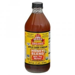 Bragg Organic Honey Apple Cider Vinegar