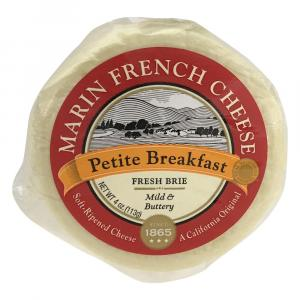 Marin French Cheese Petite Breakfast Brie