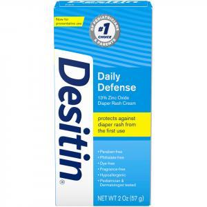 Desitin Rapid Relief Diaper Rash Creamy Paste
