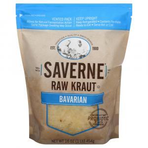 Saverne Raw Kraut Bavarian
