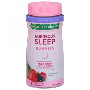 Nature's Bounty Gorgeous Sleep Gummies