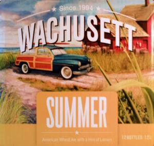 Wachusett Summer Wheat Ale