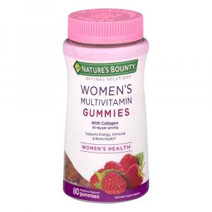 Nature's Bounty Optimal Solutions Women's Multivitamin Gummy