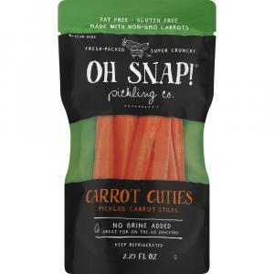 Oh Snap Carrot Cuties