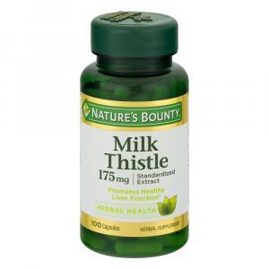 Nature's Bounty Milk Thistle 175mg