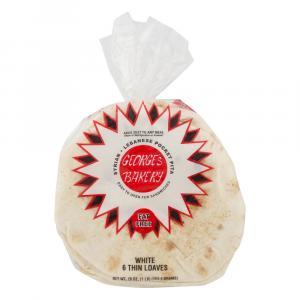 George's Bakery Syrian-Lebanese Pocket Pita