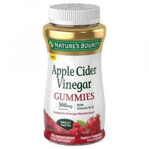 Nature's Bounty Apple Cider Vinegar Gummies