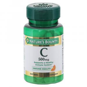 Nature's Bounty Vitamin C 500