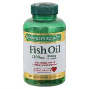 Nature's Bounty Fish Oil 1200 mg Softgels