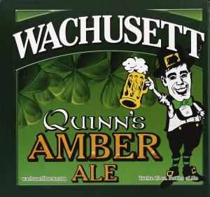 Wachusett Quinn's Amber Ale