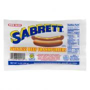 Sabrett Bun Size Beef Franks