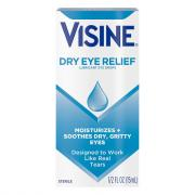 Visine Tears Eye Drops