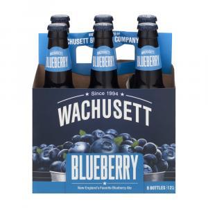 Wachusett Blueberry Ale