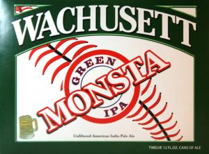 Wachusett Green Monster IPA