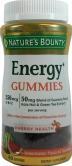 Nature's Bounty Energy Gummies