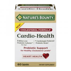 Nature's Bounty Cardio-health Dietary Supplement