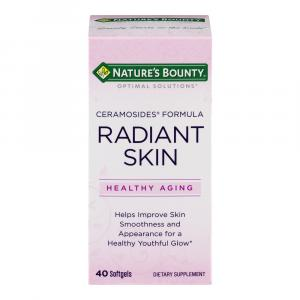 Nature's Bounty Radiant Skin Capsules