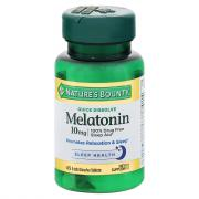 Nature's Bounty Melatonin Quick Dissolve 10mg Tablets