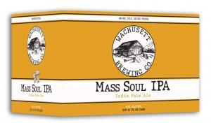 Wachusett Mass Soul IPA