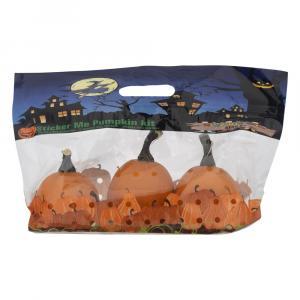 Sticker Me Up Pumpkin Kit