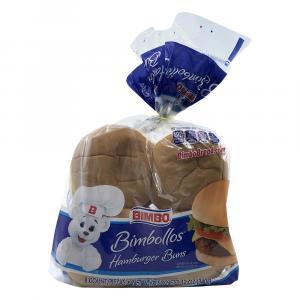 Bimbo Hamburger Buns