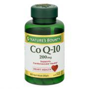 Nature's Bounty Vitamin Co Q-10 Q-Sorb 200 mg