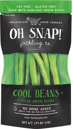 Oh Snap Cool Beans