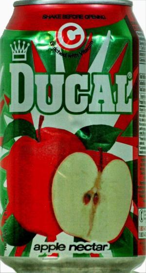 Ducal Apple Nectar