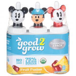 good2grow Organic Fruit Fusion Character