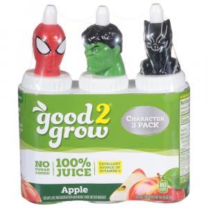 good2grow Apple Juice Character
