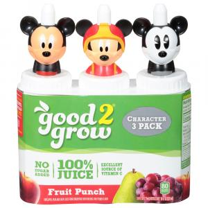 good2grow Fruit Punch Juice Character