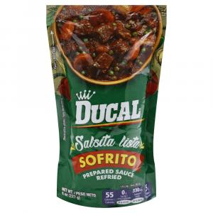 Ducal Sofrito Refried Style Sauce