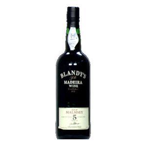 Blandy's Malmsey Madeira 5 Year