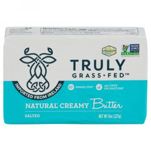 Truly Grass-Fed Butter Salted