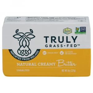 Truly Grass-Fed Butter Unsalted