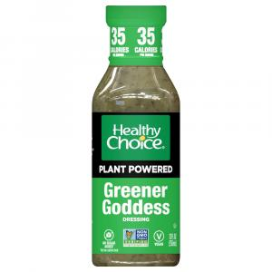 Healthy Choice Greener Goddess Power Dressing