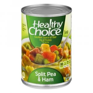 Healthy Choice Split Pea Soup